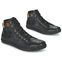 鞋子 女士 高帮鞋 Pataugas LATSA 黑色 / 金色
