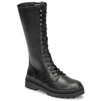 鞋子 女士 都市靴 Pataugas MARY 黑色