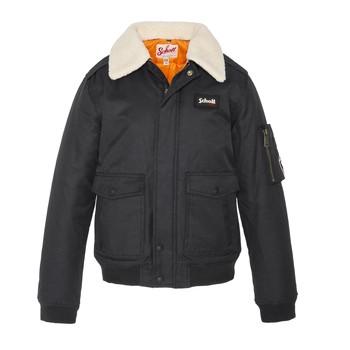 衣服 男孩 夹克 Schott AIRWAY 黑色
