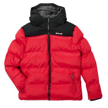 衣服 儿童 羽绒服 Schott UTAH 2 红色