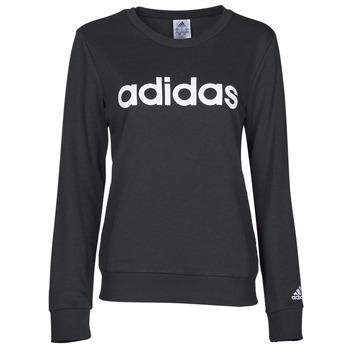 衣服 女士 卫衣 adidas Performance 阿迪达斯运动训练 WINLIFT 黑色