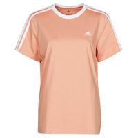 衣服 女士 短袖体恤 adidas Performance 阿迪达斯运动训练 WESBEF Blush
