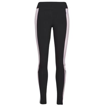 衣服 女士 紧身裤 adidas Performance 阿迪达斯运动训练 WECEBLEG 黑色 / 玫瑰色