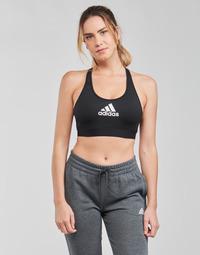 衣服 女士 文胸 adidas Performance 阿迪达斯运动训练 DESTASK 黑色