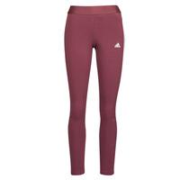 衣服 女士 紧身裤 adidas Performance 阿迪达斯运动训练 WESLEG 紫色