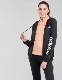 衣服 女士 运动款外套 adidas Performance 阿迪达斯运动训练 WELINFT FZ 黑色