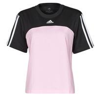衣服 女士 短袖体恤 adidas Performance 阿迪达斯运动训练 WECBT 黑色