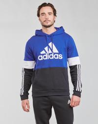 衣服 男士 卫衣 adidas Performance 阿迪达斯运动训练 M CB HD 蓝色
