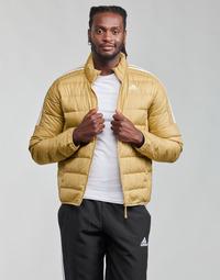 衣服 男士 羽绒服 adidas Performance 阿迪达斯运动训练 ESS DOWN JACKET 米色