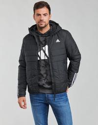 衣服 男士 羽绒服 adidas Performance 阿迪达斯运动训练 ITAVIC L HO JKT 黑色
