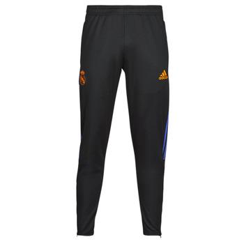 衣服 厚裤子 adidas Performance 阿迪达斯运动训练 REAL TR PNT 黑色
