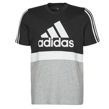 衣服 男士 短袖体恤 adidas Performance 阿迪达斯运动训练 M CB T 黑色
