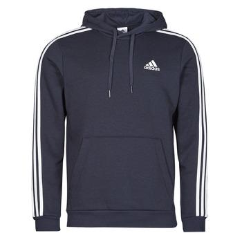 衣服 男士 卫衣 adidas Performance 阿迪达斯运动训练 M 3S FL HD 黑色