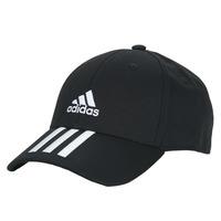 纺织配件 鸭舌帽 adidas Performance 阿迪达斯运动训练 BBALL 3S CAP CT 黑色