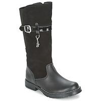 鞋子 女孩 都市靴 Start Rite AQUA-FELINE 黑色