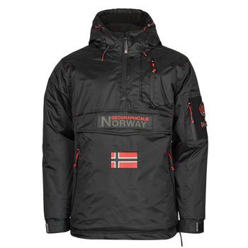 衣服 男士 棉衣 Geographical Norway BARKER 黑色