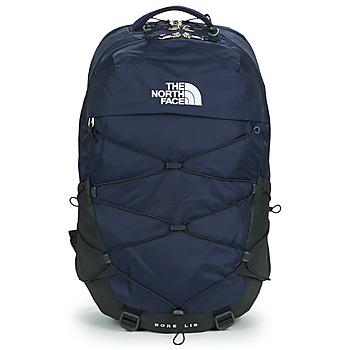 包 双肩包 The North Face 北面 BOREALIS 蓝色 / 黑色