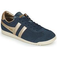 鞋子 女士 球鞋基本款 Gola BULLER PEARL 海蓝色 / 金色