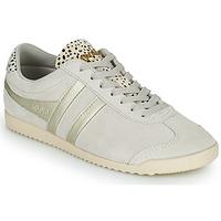 鞋子 女士 球鞋基本款 Gola BULLET SAVANNA 灰色