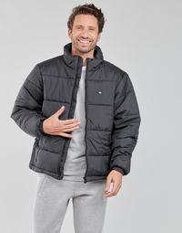 衣服 男士 羽绒服 Adidas Originals 阿迪达斯三叶草 PAD STAND PUFF 黑色