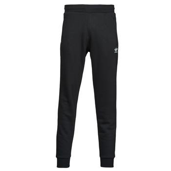 衣服 男士 厚裤子 Adidas Originals 阿迪达斯三叶草 ESSENTIALS PANT 黑色