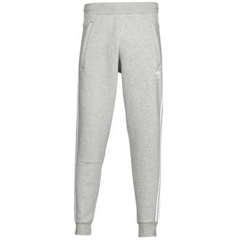 衣服 男士 厚裤子 Adidas Originals 阿迪达斯三叶草 3-STRIPES PANT 灰色 / Moyen