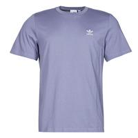 衣服 男士 短袖体恤 Adidas Originals 阿迪达斯三叶草 ESSENTIAL TEE 紫罗兰
