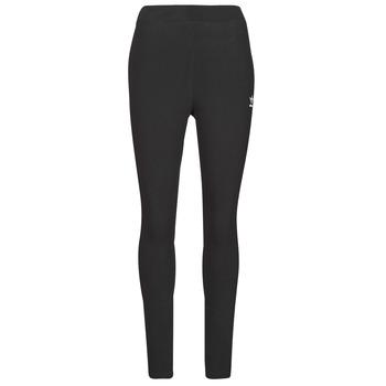 衣服 女士 紧身裤 Adidas Originals 阿迪达斯三叶草 TIGHT 黑色