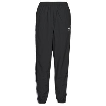 衣服 女士 厚裤子 Adidas Originals 阿迪达斯三叶草 TRACK PANTS 黑色