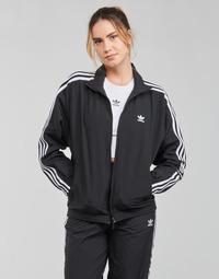 衣服 女士 运动款外套 Adidas Originals 阿迪达斯三叶草 TRACK TOP 黑色