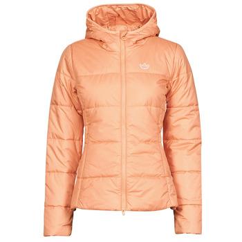 衣服 女士 羽绒服 Adidas Originals 阿迪达斯三叶草 SLIM JACKET Blush