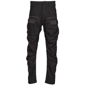 衣服 男士 工装裤 G-Star Raw 3D STRAIGHT TAPERED CARGO 黑色