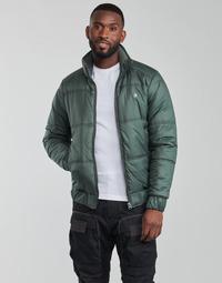 衣服 男士 羽绒服 G-Star Raw MEEFIC QUILTED JKT 绿色