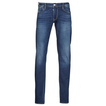 衣服 男士 紧身牛仔裤 Le Temps des Cerises 712 JOGG 蓝色
