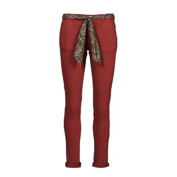 衣服 女士 休闲裤 Le Temps des Cerises LIDY900 波尔多红