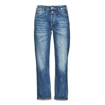 衣服 女士 女士七分裤/女士九分裤 Le Temps des Cerises 400/18 BASIC 蓝色