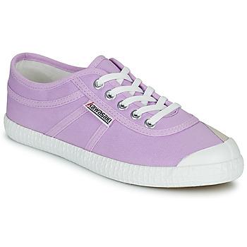 鞋子 女士 球鞋基本款 Kawasaki 川崎凌风 ORIGINAL 紫罗兰