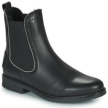 鞋子 女士 短筒靴 Panama Jack 巴拿马 杰克 GILIAN 黑色