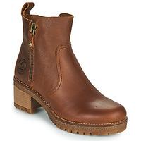 鞋子 女士 短筒靴 Panama Jack 巴拿马 杰克 PAULINE 棕色