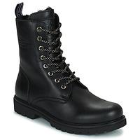鞋子 女士 短筒靴 Panama Jack 巴拿马 杰克 FRISIA 黑色