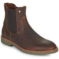鞋子 男士 短筒靴 Panama Jack 巴拿马 杰克 GARNOCK 黑色