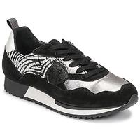 鞋子 女士 球鞋基本款 Philippe Morvan ROX 黑色 / 银灰色