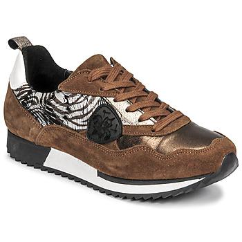 鞋子 女士 球鞋基本款 Philippe Morvan ROXA 棕色 / 黑色
