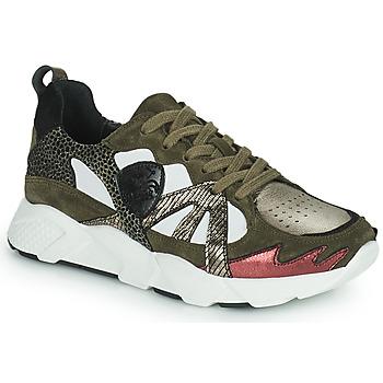 鞋子 女士 球鞋基本款 Philippe Morvan VIRGIL 卡其色
