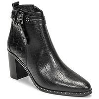 鞋子 女士 都市靴 Philippe Morvan BERRYS 黑色