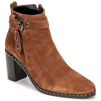 鞋子 女士 都市靴 Philippe Morvan BERRYS 棕色