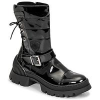 鞋子 女士 短筒靴 Philippe Morvan CHARMY 黑色