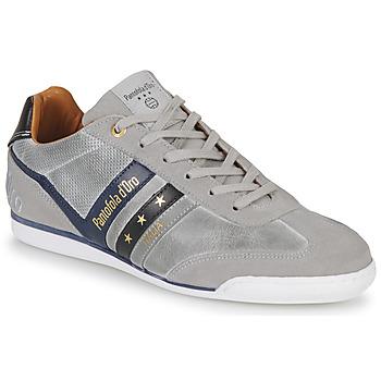 鞋子 男士 球鞋基本款 Pantofola d'oro VASTO UOMO LOW 灰色