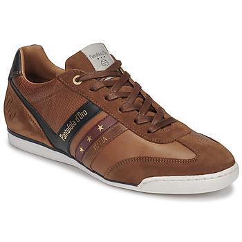 鞋子 男士 球鞋基本款 Pantofola d'oro VASTO UOMO LOW 棕色