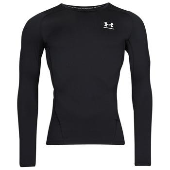 衣服 男士 长袖T恤 Under Armour 安德玛 UA HG ARMOUR COMP LS 黑色 / 白色